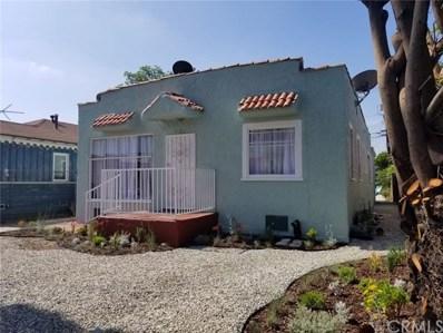202 E 108th Street, Los Angeles, CA 90061 - MLS#: DW18153590