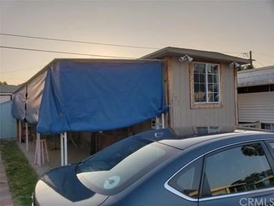 4874 Gage Avenue UNIT 172, Bell, CA 90201 - MLS#: DW18154175