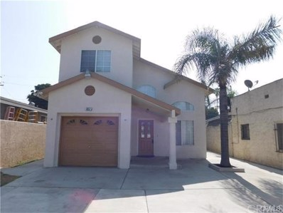 8657 Wheeler Avenue, Fontana, CA 92335 - MLS#: DW18165499