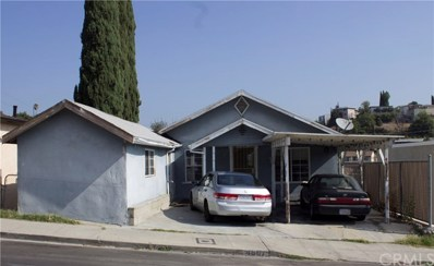 4607 Bedilion Street, Los Angeles, CA 90032 - MLS#: DW18166372