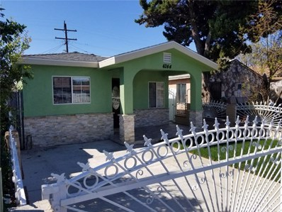 4244 Agnes Avenue, Lynwood, CA 90262 - MLS#: DW18166650