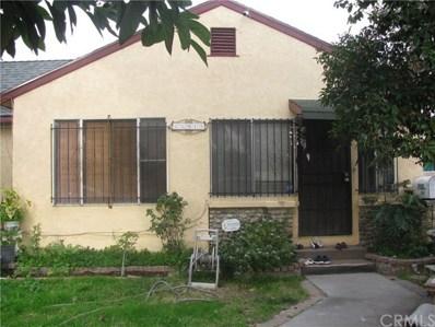 11915 McGirk Avenue, El Monte, CA 91732 - MLS#: DW18166880