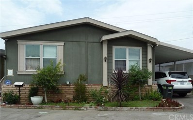7101 Rosecrans Ave UNIT 158, Paramount, CA 90723 - MLS#: DW18166960