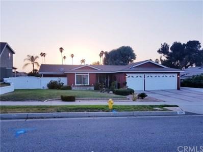 1734 Avenida Del Vista, Corona, CA 92882 - MLS#: DW18167011