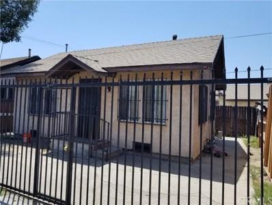 840 W Gage Avenue, Los Angeles, CA 90044 - MLS#: DW18168092