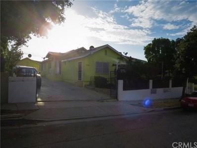 11129 Van Buren Avenue, Los Angeles, CA 90044 - MLS#: DW18168857