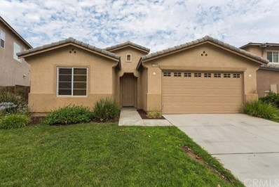 17399 Riva Ridge Drive, Moreno Valley, CA 92555 - MLS#: DW18170481