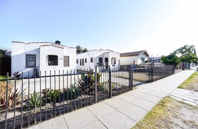 1744 W 36th Place, Los Angeles, CA 90018 - MLS#: DW18170613
