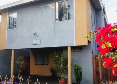 1841 E 14th Street, Long Beach, CA 90813 - MLS#: DW18172548