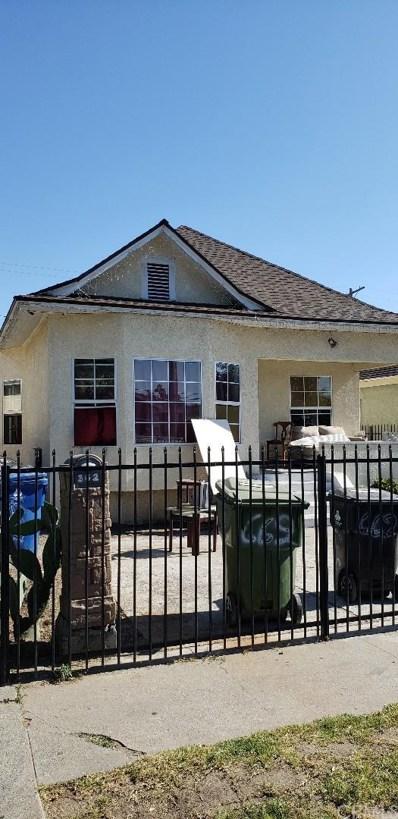 662 E 54th Street, Los Angeles, CA 90011 - MLS#: DW18173881