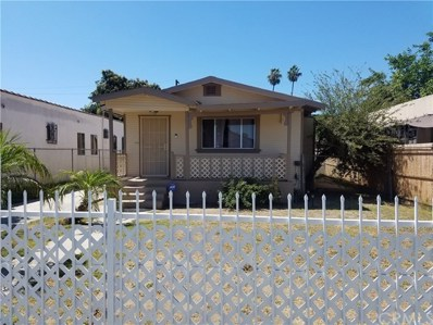 218 E 77th Street, Los Angeles, CA 90003 - MLS#: DW18178324
