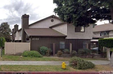6100 Arbutus Avenue UNIT 54, Huntington Park, CA 90255 - MLS#: DW18178593
