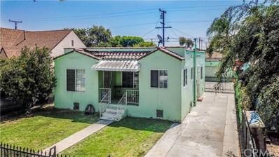 10358 Capistrano Avenue, South Gate, CA 90280 - MLS#: DW18178667