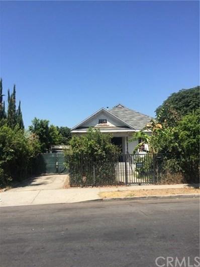 2315 Hancock Street, Lincoln Heights, CA 90031 - MLS#: DW18178672