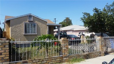 411 W 109th Place, Los Angeles, CA 90061 - MLS#: DW18180034