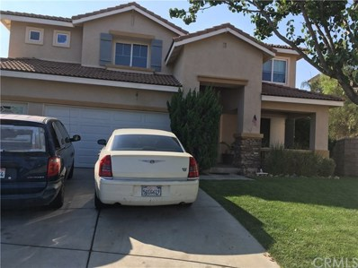 25144 Silverwood Lane, Menifee, CA 92584 - MLS#: DW18180976