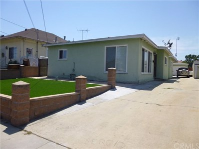 1231 Ronan Avenue, Wilmington, CA 90744 - MLS#: DW18181674