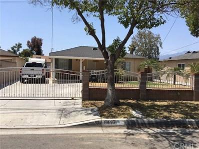 5415 Durfee Avenue, El Monte, CA 91732 - MLS#: DW18183889