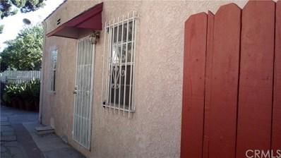 6013 Maywood Avenue UNIT 16, Huntington Park, CA 90255 - MLS#: DW18185147