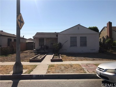 10543 Garfield Avenue, South Gate, CA 90280 - MLS#: DW18185171