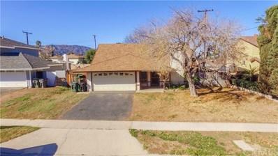 1548 S Merrill Street, Corona, CA 92882 - MLS#: DW18185452