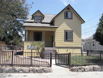 656 N 7th Street, Colton, CA 92324 - MLS#: DW18186189