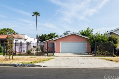 1121 W 65th Street, Los Angeles, CA 90044 - MLS#: DW18188888