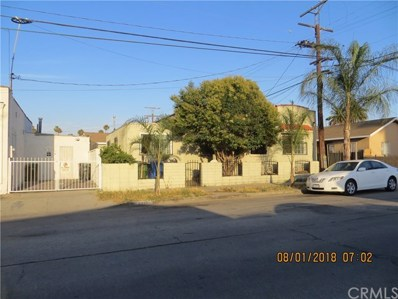8310 Towne Avenue, Los Angeles, CA 90003 - MLS#: DW18189334