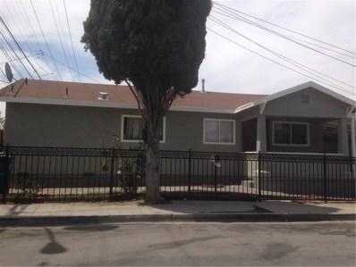 4742 Eagle Street, East Los Angeles, CA 90022 - MLS#: DW18192045