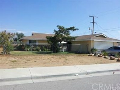 22320 Bay Avenue, Moreno Valley, CA 92553 - MLS#: DW18194017