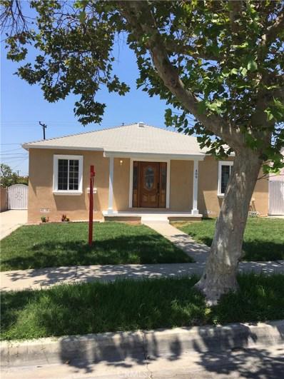 409 Taylor Avenue, Montebello, CA 90640 - MLS#: DW18194813