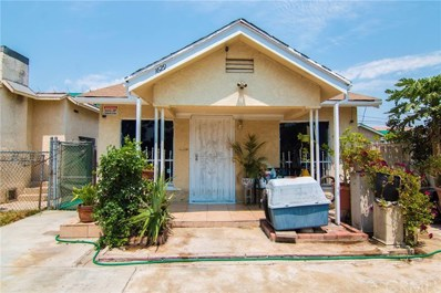 1629 W 59th Street, Los Angeles, CA 90047 - MLS#: DW18195295