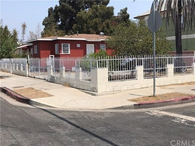 1535 W 28th Street, Los Angeles, CA 90007 - MLS#: DW18196695