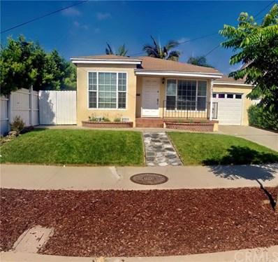 13637 Washington Avenue, Hawthorne, CA 90250 - MLS#: DW18198496