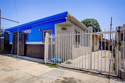 5512 Long Beach Avenue, Los Angeles, CA 90058 - MLS#: DW18199058