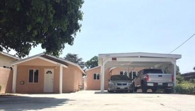 1664 E 126th Street, Compton, CA 90222 - MLS#: DW18199076