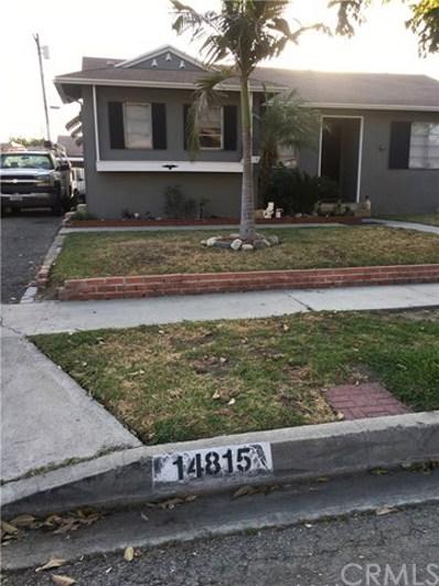 14815 Piuma Avenue, Norwalk, CA 90650 - MLS#: DW18199230