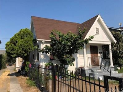 3017 Kenwood Avenue, Los Angeles, CA 90007 - MLS#: DW18199951
