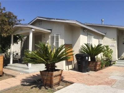 321 E 82nd Street, Los Angeles, CA 90003 - MLS#: DW18200963