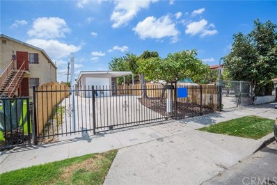 958 E 112th Street, Los Angeles, CA 90059 - MLS#: DW18203674