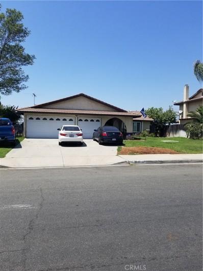 1640 N Arrowhead Avenue, Rialto, CA 92376 - MLS#: DW18204648