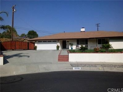 23703 Silver Spray Drive, Diamond Bar, CA 91765 - MLS#: DW18205186