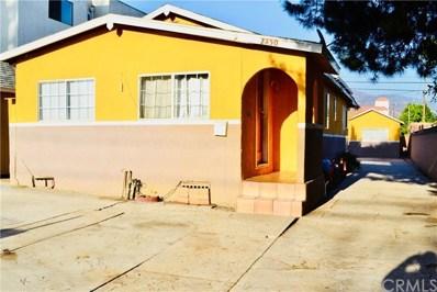 2450 N Naomi Street, Burbank, CA 91504 - MLS#: DW18205341