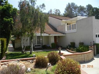 11871 Cog Hill Drive, Whittier, CA 90601 - MLS#: DW18208041