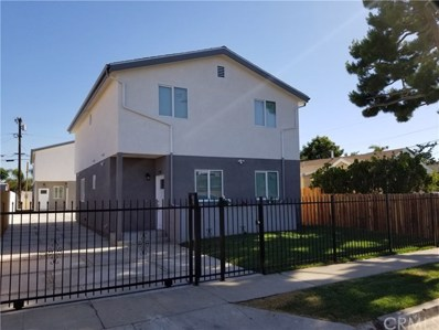 718 W 85th Street, Los Angeles, CA 90044 - MLS#: DW18209130