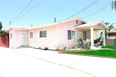 6835 Vinevale Avenue, Bell, CA 90201 - MLS#: DW18209623