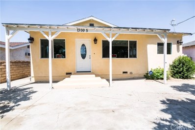 13595 Gager Street, Pacoima, CA 91331 - MLS#: DW18209629