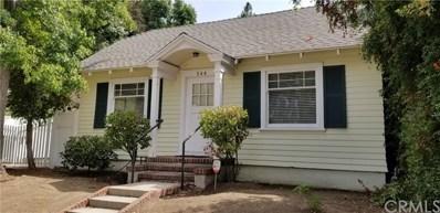 544 S Oak Knoll Avenue, Pasadena, CA 91101 - MLS#: DW18210202