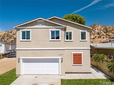 29675 Cromwell Ave, Castaic, CA 91384 - MLS#: DW18210736
