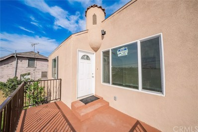 1582 Steele Avenue, City Terrace, CA 90063 - MLS#: DW18211220